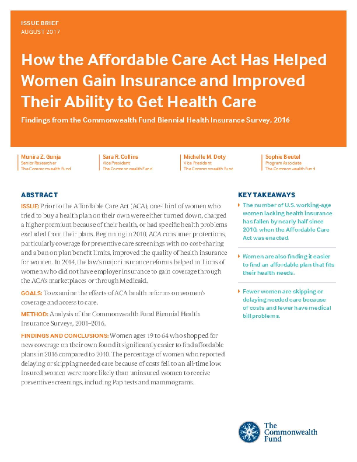 aca and consumer protection to quality The patient protection and affordable care act new strategies could bolster health care quality and outcomes maintain consumer access to.