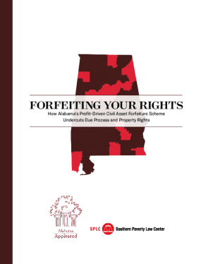 Civil Asset Forfeiture: Forfeiting Your Rights
