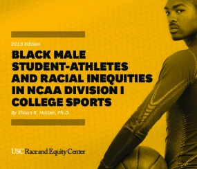 Black Male Student-Athletes and Racial Inequities in NCAA Division I College Sports, 2018 Update
