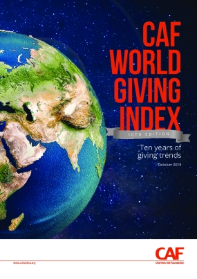 CAF World Giving Index